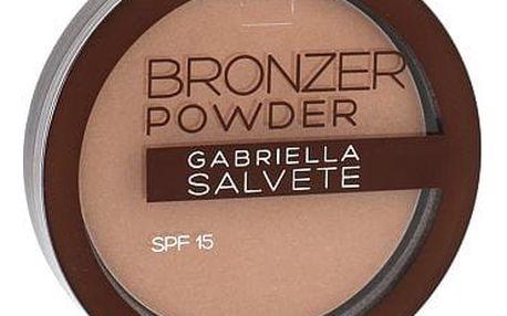 Gabriella Salvete Bronzer Powder SPF15 8 g pudr 01 W