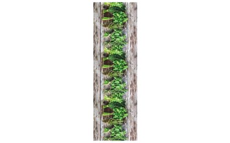 Vysoce odolný běhoun Webtappeti Aromatica, 58x190cm