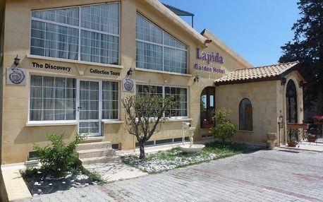 Kypr - Northern Cyprus na 8 dní, polopenze nebo snídaně s dopravou letecky z Brna nebo Prahy
