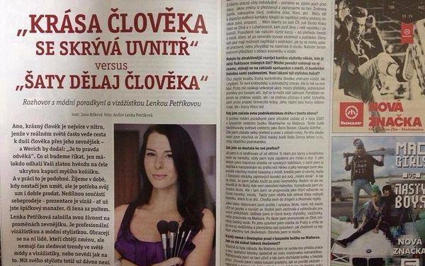 Lenka Petříková - Visage & Style