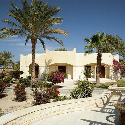 Egypt - Hurghada na 8 až 16 dní, all inclusive s dopravou letecky z Prahy nebo Brna přímo na pláži