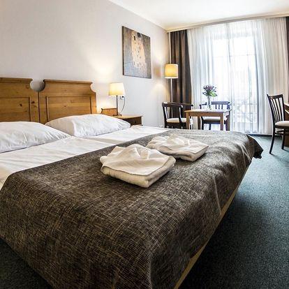 Hotel Gendorf *** v centru Vrchlabí s wellness