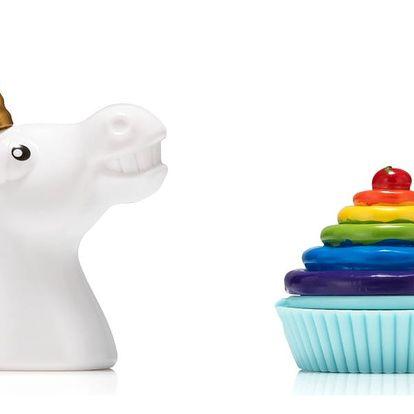 Sada 2 balzámů na rty npw™ Unicorn