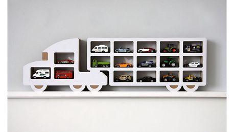 Polička Unlimited Design for kids Kamion