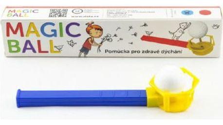 Magic ball - hračka na dechové cvičení