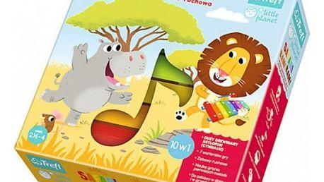 Hudebně-pohybová hra Safari Bim! Bam!