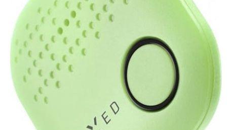 Klíčenka FIXED Smile hlídač osobních věcí, zelená (FIXSM-SMILE-GN)