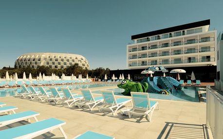 Turecko - Turkish Riviera na 4 až 15 dní, all inclusive s dopravou letecky z Prahy