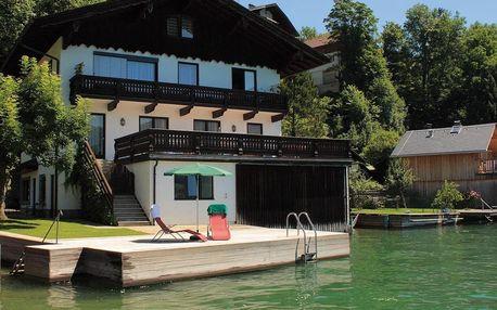 Rakousko - Horní Rakousko na 8 dní, bez stravy s dopravou vlastní přímo na pláži