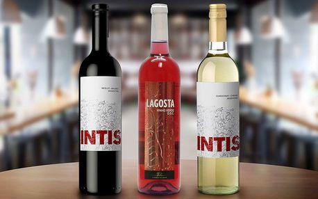 Připijte si: bílé, růžové i červené víno
