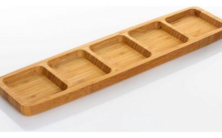 Bambusový servírovací podnos Bambum Ganberi