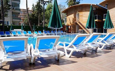 Turecko - Antalya na 8 až 12 dní, all inclusive s dopravou letecky z Prahy