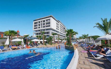 Turecko - Antalya na 8 dní, all inclusive nebo ultra all inclusive s dopravou letecky z Prahy
