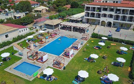 Řecko - Korfu na 8 až 12 dní, all inclusive s dopravou letecky z Prahy 150 m od pláže