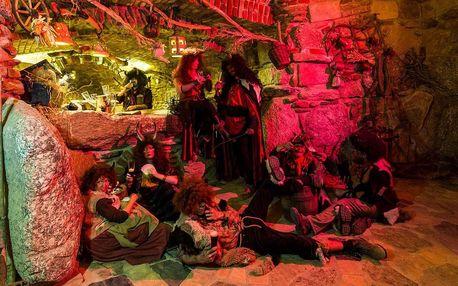 Vstup či gurmánský zážitek v Pekle Čertovina od září
