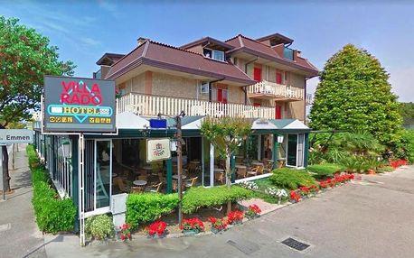 Itálie - Lido di Jesolo na 10 dní, plná penze, polopenze nebo snídaně s dopravou autobusem