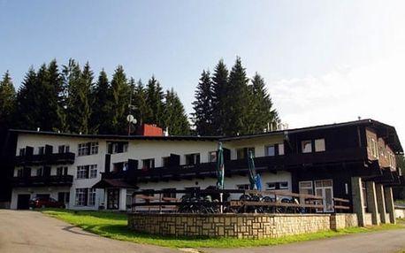 Pobyt v Beskydech v Hotelu Bečva s polopenzí a saunou, sleva na masáže a další bonusy.