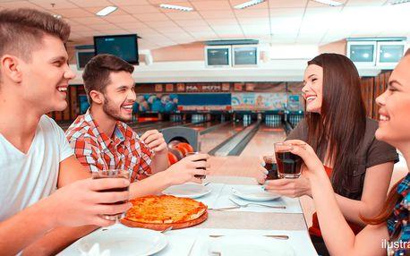 Bowling či laser game a třeba i pizza pro partu