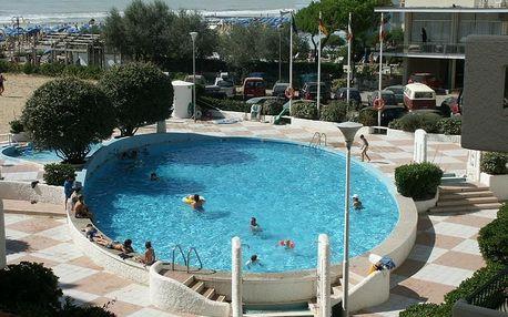 Itálie - Lido di Jesolo na 5 až 8 dní, bez stravy s dopravou vlastní 10 m od pláže