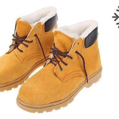 Boty pracovní kožené G vel. 41