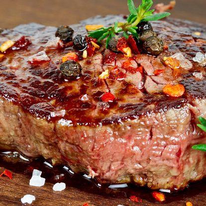 Kurz vaření: Barevné netradiční steaky