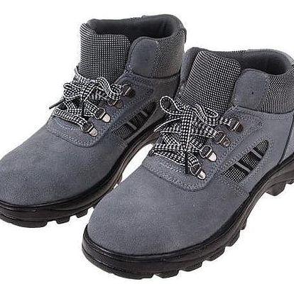 Boty pracovní kožené D vel. 45