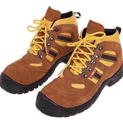 Boty pracovní kožené B vel. 42
