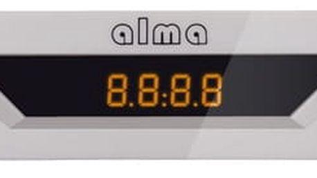 DVB-T přijímač ALMA 2781 HD bílý (8594163274900)