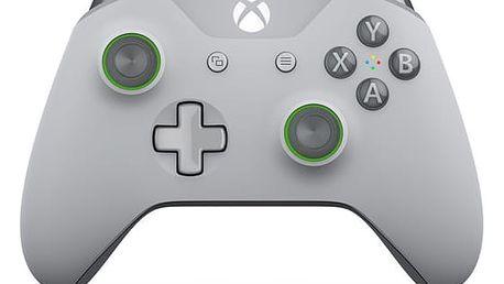 Gamepad Microsoft Xbox One S Wireless - Grey-Green (WL3-00061)