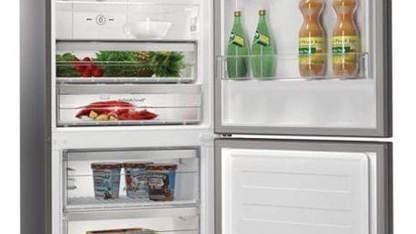 Chladnička s mrazničkou Whirlpool ABSOLUTE B TNF 5012 OX nerez