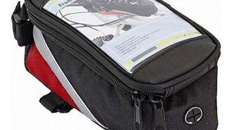 Nepromokavá taška na kolo