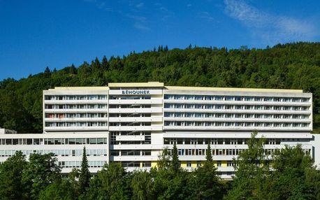 Lázeňské město Jáchymov: Hotel Běhounek