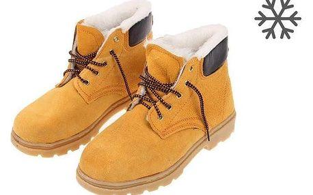 Boty pracovní kožené G vel. 43