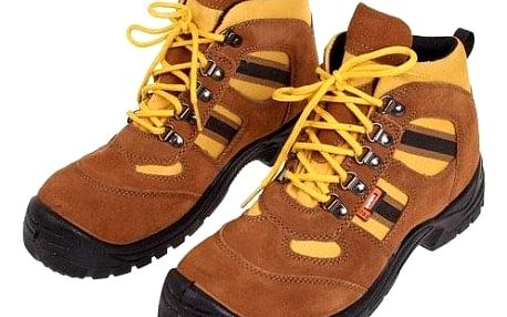 Boty pracovní kožené B vel. 43