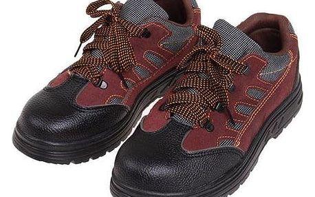 Boty pracovní kožené Red vel. 45