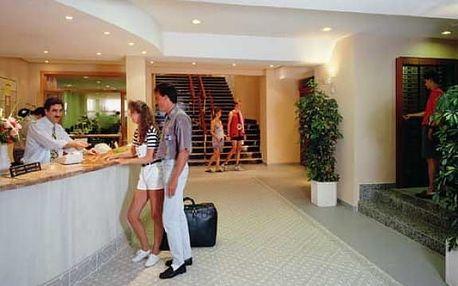 Španělsko - Mallorca na 8 až 11 dní, polopenze s dopravou letecky z Prahy nebo Brna 50 m od pláže