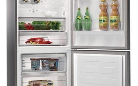 Chladnička s mrazničkou Whirlpool ABSOLUTE B TNF 5012 OX nerez + dárek 3x Výherní poukázka + DOPRAVA ZDARMA