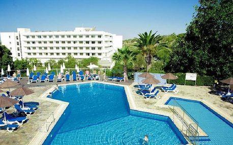Kypr - Agia Napa na 8 dní, snídaně s dopravou letecky z Prahy 200 m od pláže