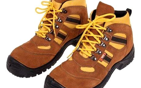 Boty pracovní kožené B vel. 46