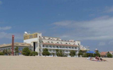 Španělsko - Costa del Maresme na 9 až 13 dní, all inclusive s dopravou letecky z Prahy 30 m od pláže