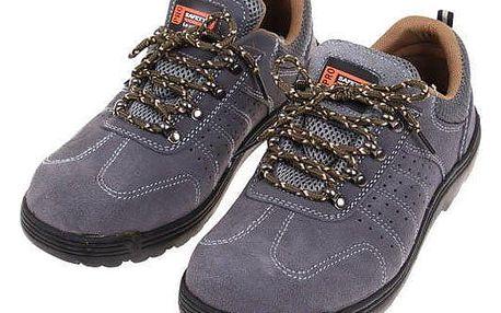 Boty pracovní kožené A vel. 42