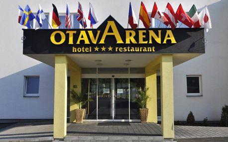 Písek: Hotel OtavArena