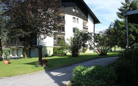 Rakousko - Bad Kleinkirchheim na 8 dní, bez stravy s dopravou vlastní