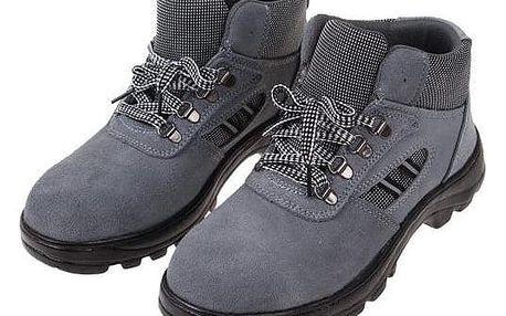 Boty pracovní kožené D vel. 46