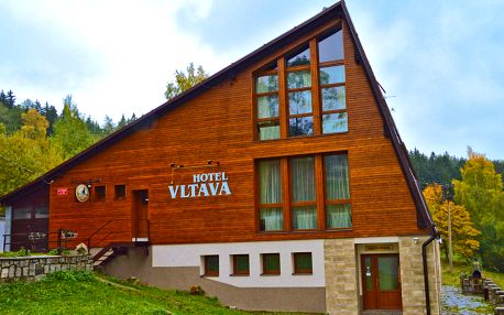 Babí léto v Krkonoších v Hotelu Vltava v Krkonoších, 2 děti zdarma