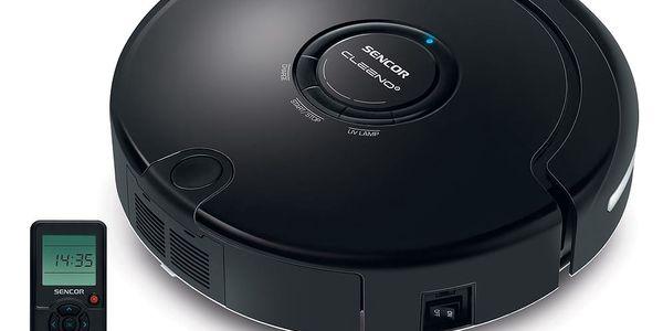 Sencor SVC 9031BK robotický vysavač