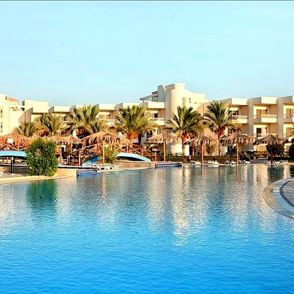 Egypt - Hurghada na 8 až 15 dní, all inclusive s dopravou letecky z Prahy nebo Brna přímo na pláži