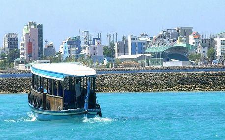 Maledivy - South Malé Atoll na 10 dní, polopenze nebo snídaně s dopravou letecky z Prahy