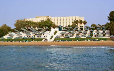 Spojené arabské emiráty - Ras Al Khaimah na 6 až 8 dní, polopenze nebo snídaně s dopravou letecky z Prahy přímo na pláži