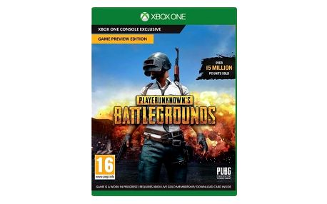 Hra Microsoft PlayerUnknown's Battlegrounds Preview Edition (JSG-00015)